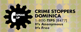 Crime Stoppers Dominica -